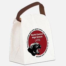 Logo_Latin_225x225 Canvas Lunch Bag