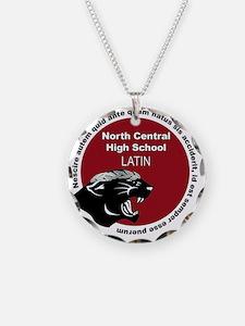Logo_Latin_225x225 Necklace