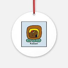 Kaban Round Ornament