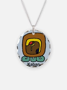 Kaban Necklace Circle Charm