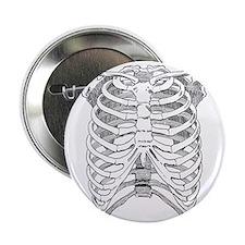 """ribcage_tr 2.25"""" Button"""
