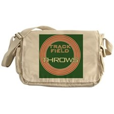 TFthrowsLgRd200 Messenger Bag