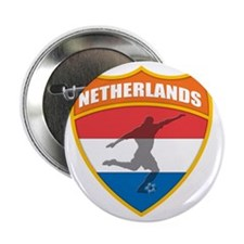 "netherlands 2.25"" Button"