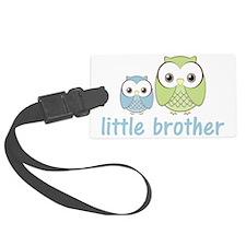 littlebrotherowlbg Luggage Tag