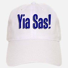 Yia Sas Shot Glass Baseball Baseball Cap