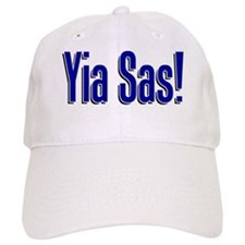 Yia Sas Shot Glass Baseball Cap