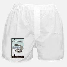 White Sands 4 Boxer Shorts