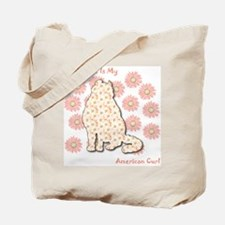 Curl Happiness Tote Bag