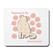 Curl Happiness Mousepad