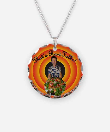 Thats raw folks Necklace