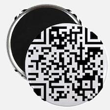Mrs Edward Cullen QR code copy Magnet
