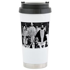 Selassie and Lion pics 008 Travel Mug