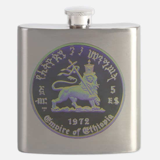 Selassie and Lion pics 010 Flask
