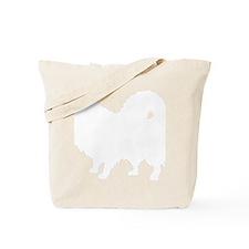Pomeranian-Darks Tote Bag