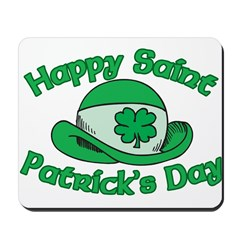 Happy Saint Patrick's Day Mousepad