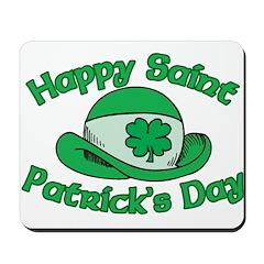 Happy Saint Patrick's Day Mousepad