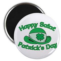 Happy Saint Patrick's Day Magnet