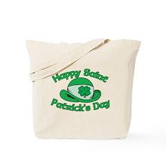 Happy Saint Patrick's Day Tote Bag