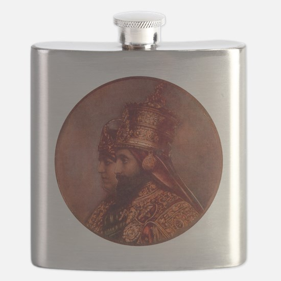Selassie and Lion pics 015 Flask