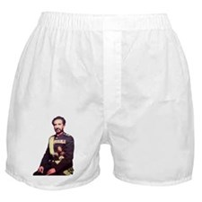 Selassie and Lion pics 018 Boxer Shorts