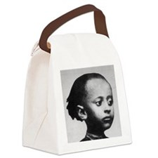 Selassie and Lion pics 021 Canvas Lunch Bag