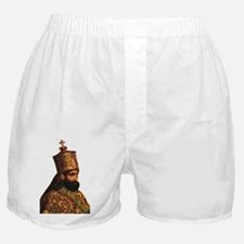 Selassie and Lion pics 013 Boxer Shorts