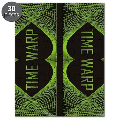 time warp fflops Puzzle