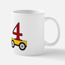 birthdaytrain4 Small Small Mug