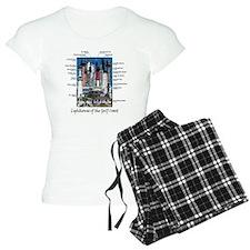 Gulf Coast 10 x 10 Pajamas