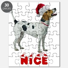 Nice American Foxhound Puzzle