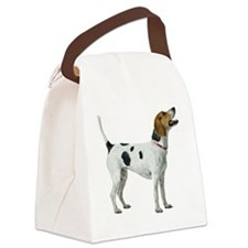American Foxhound Canvas Lunch Bag