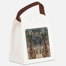 thonggiraffe Canvas Lunch Bag