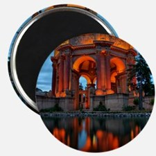 Palace of Fine Arts Blank Magnet