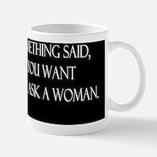 Margaret Thatcher something donedbutton Mug