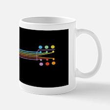 guitar-popline-OV Small Small Mug
