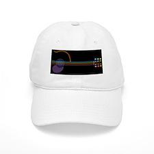 guitar-popline-LG Baseball Cap