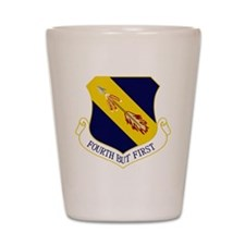 4th FW - Fourth But First Shot Glass