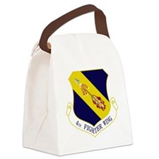 4th FW Canvas Lunch Bag