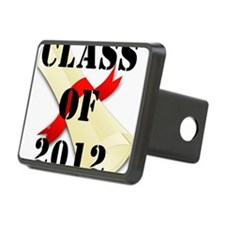 class of 2012 diploma 2 Hitch Cover