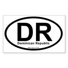 dr_dominicanrepublic Decal