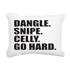 GoHard Rectangular Canvas Pillow