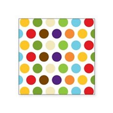 "flipflops152 Square Sticker 3"" x 3"""