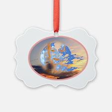 SkyGuru Oval 2 Ornament