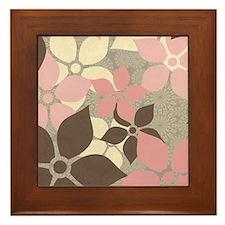 flipflops189 Framed Tile
