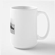 power lare framed print Large Mug