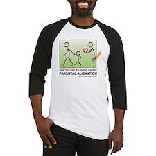 Parental Alienation T-shirt Baseball Jersey