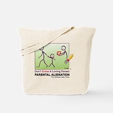 Parental Alienation T-shirt Tote Bag