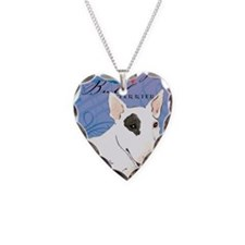 bull-iPad Necklace Heart Charm