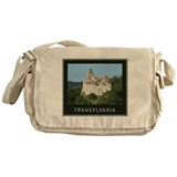 Bran castle Messenger Bag