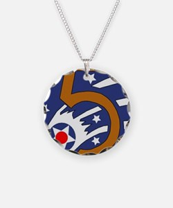 5th_usaaf - cropped Necklace